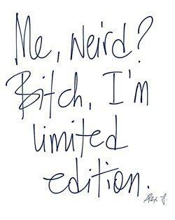 So true!! Me