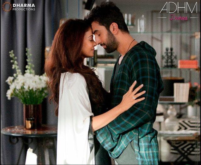 Ae Dil Hai Mushkil Stills Aishwarya Rai And Ranbir Kapoor