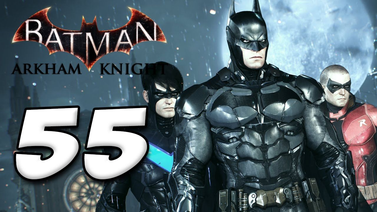 Batman Arkham Knight Countdown 55 All Confirmed Playable