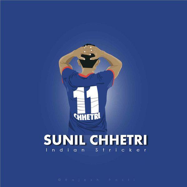 Sunil Chhetri Sunil Chhetri Lionel Andres Messi Cuccittini Uefa Football