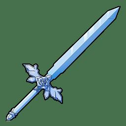 Blue Rose Sword Espada Rpg Varinhas Rpg Wallpaper