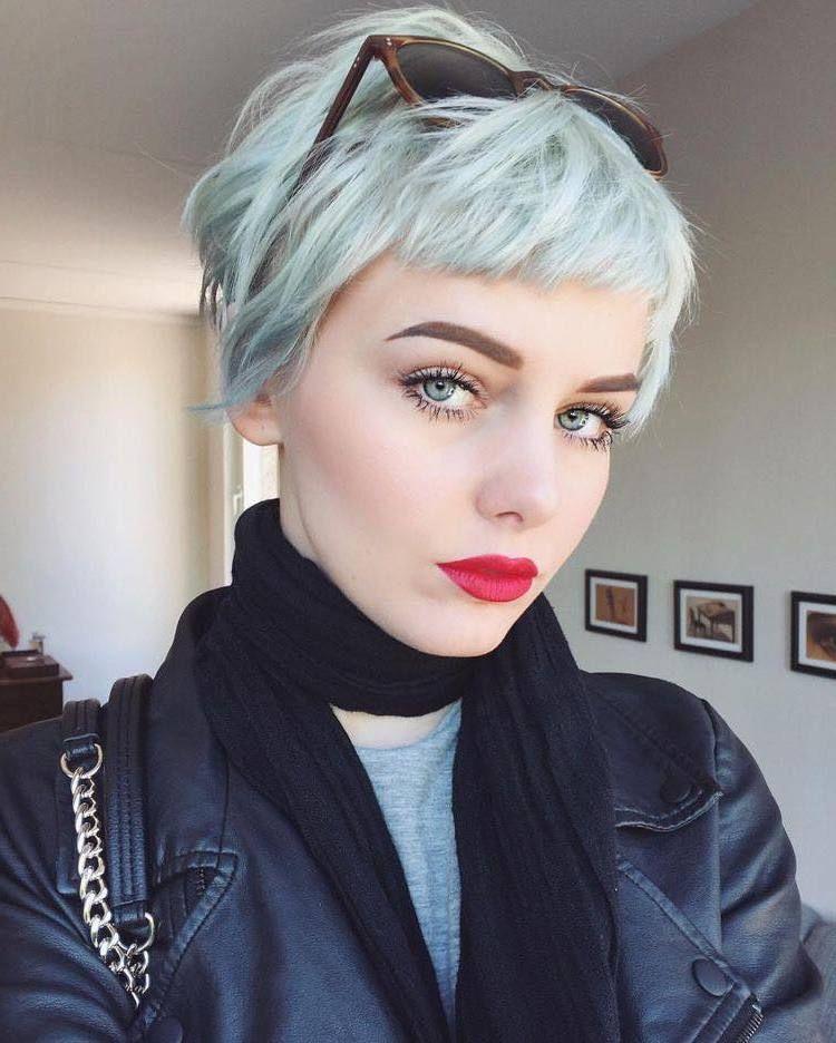 Ab zum Friseur: Die angesagten Kurzhaarfrisuren 2018 sind hier! – Beauty – ZENIDEEN