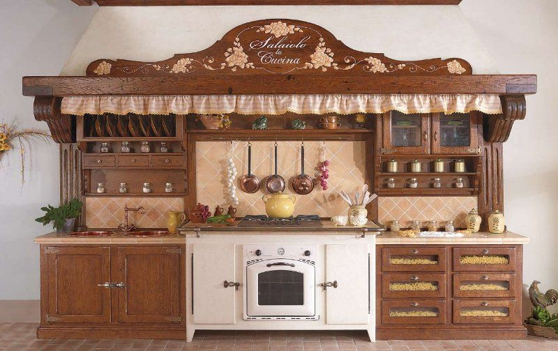Beautiful Cucina Rustica Economica Images - Acomo.us - acomo.us