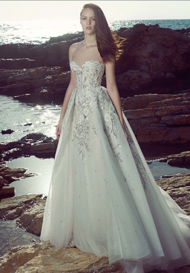 Cool Great Zuhair Murad Wedding Gown Lissandra SS 2017 Condition Beautiful Dress 2018 Check More