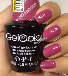 27377789219 OPI Gel color