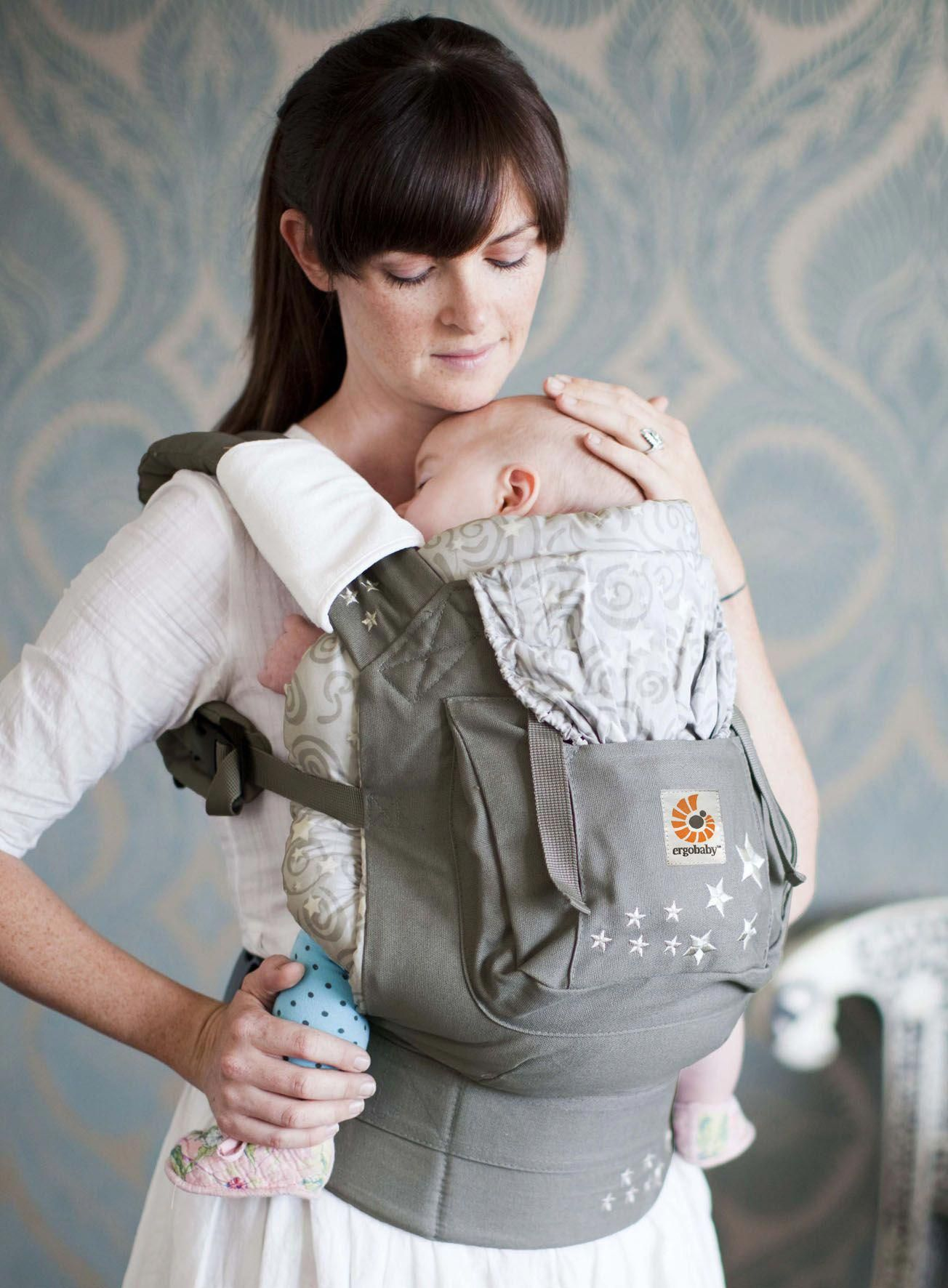 Hooray for Ergobaby Carrier Ours is the organic