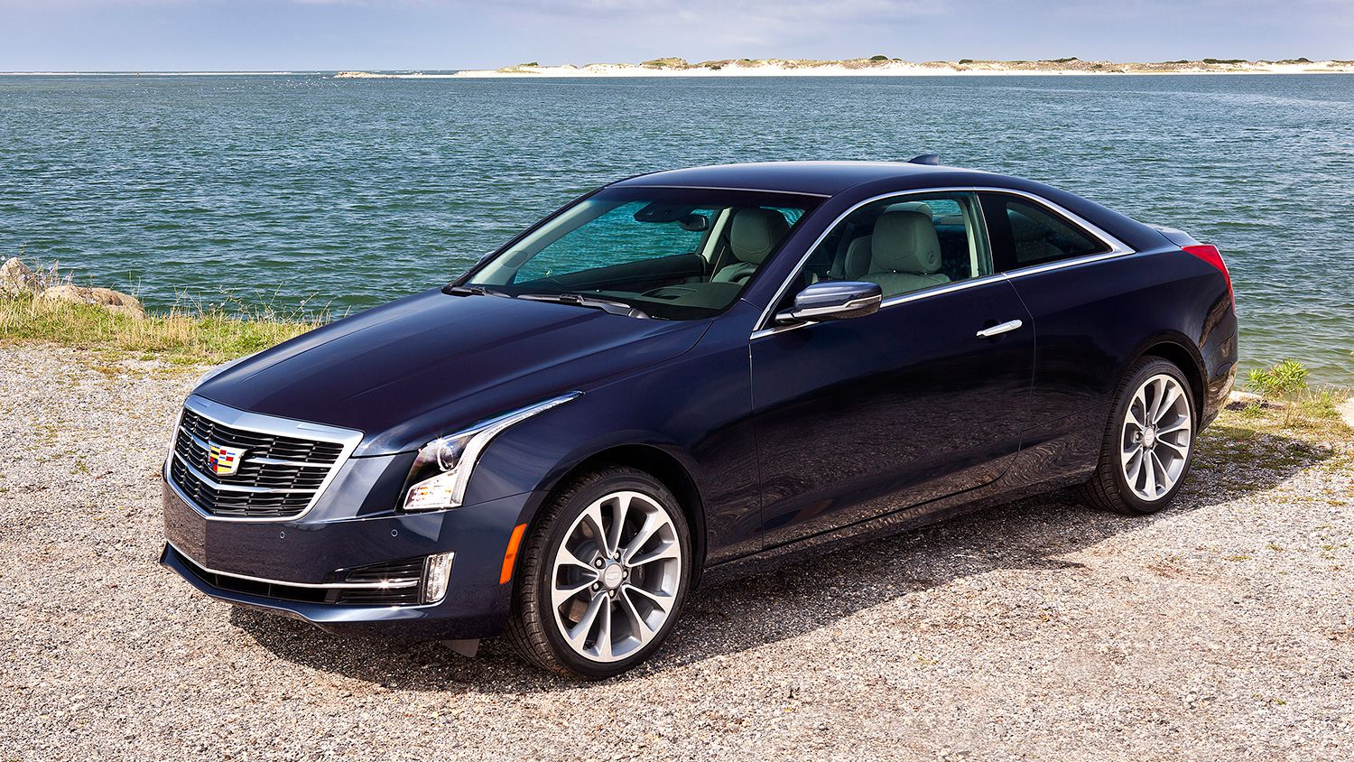 coupe cadillac v cts details edition special