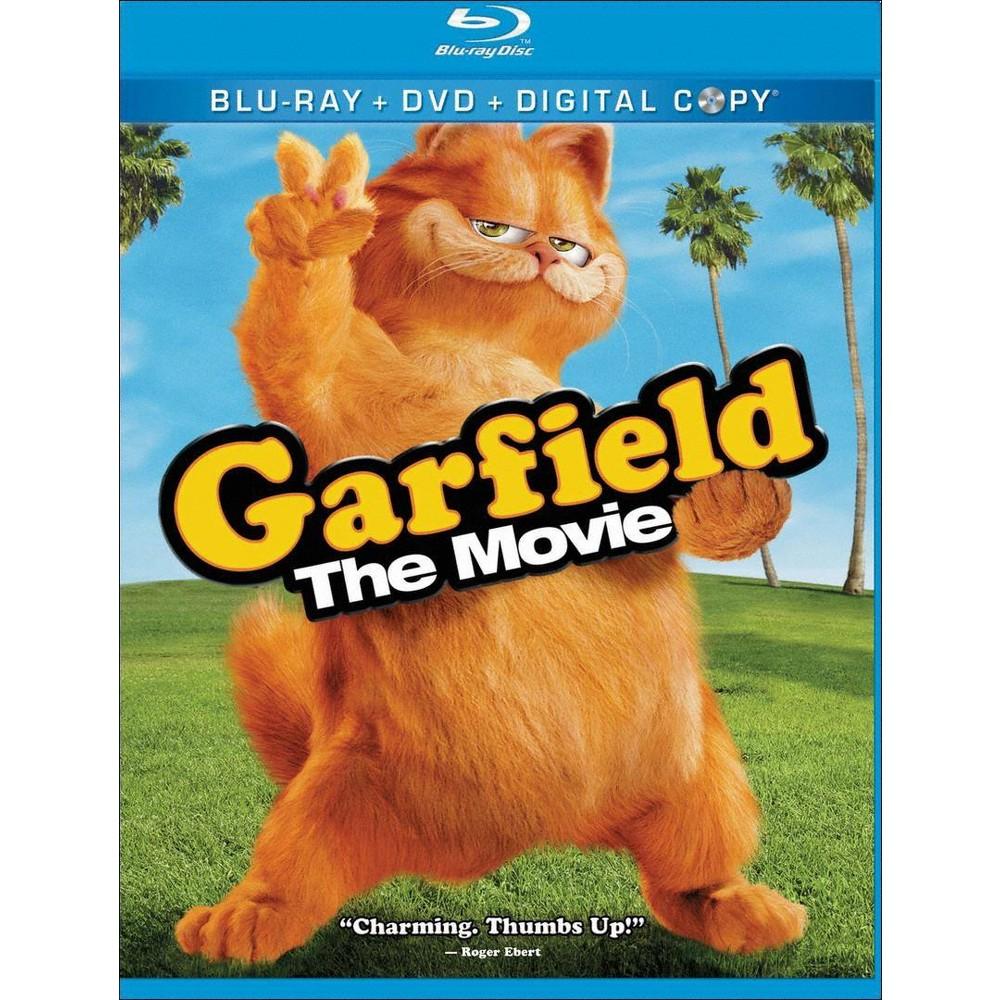 Garfield: The Movie (3 Discs) (Includes Digital Copy) (Blu-ray/Dvd)