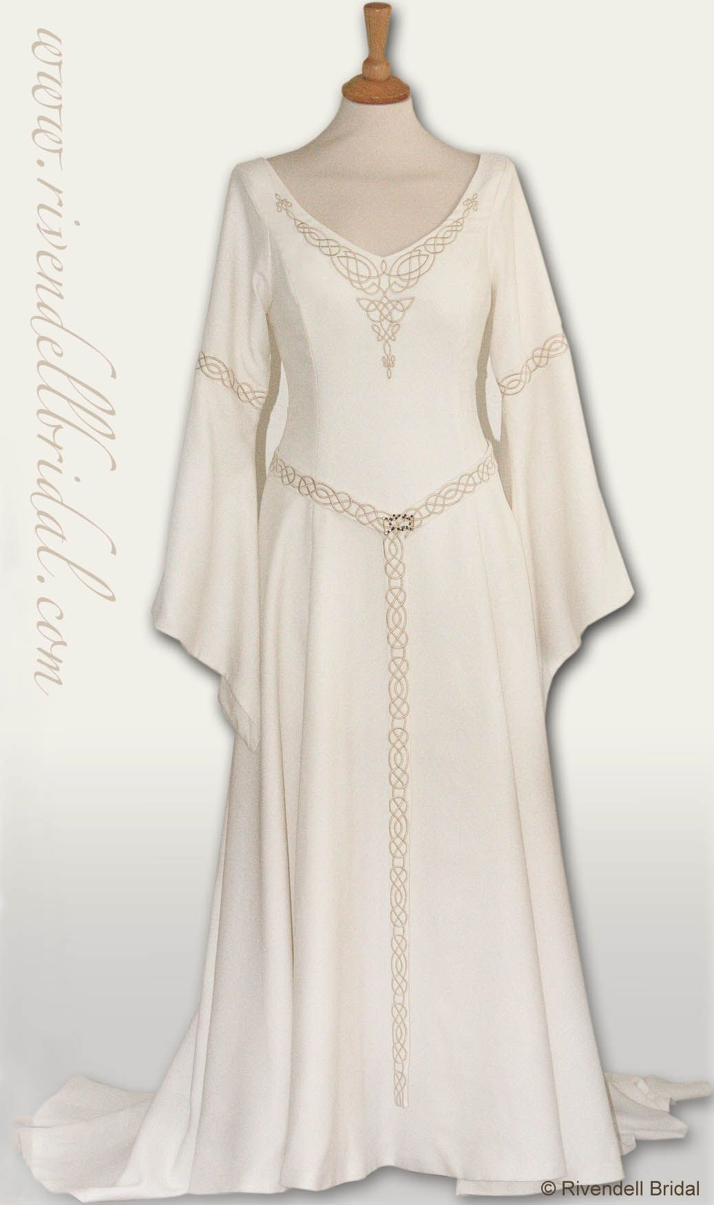 Celtic Wedding Dress Sewing Patterns | Dress images