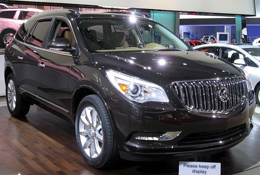 Buick Enclave Suv With Row Seating Find Out More At