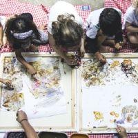 Empresa produz tintas sustentáveis a partir de alimentos que seriam descartados