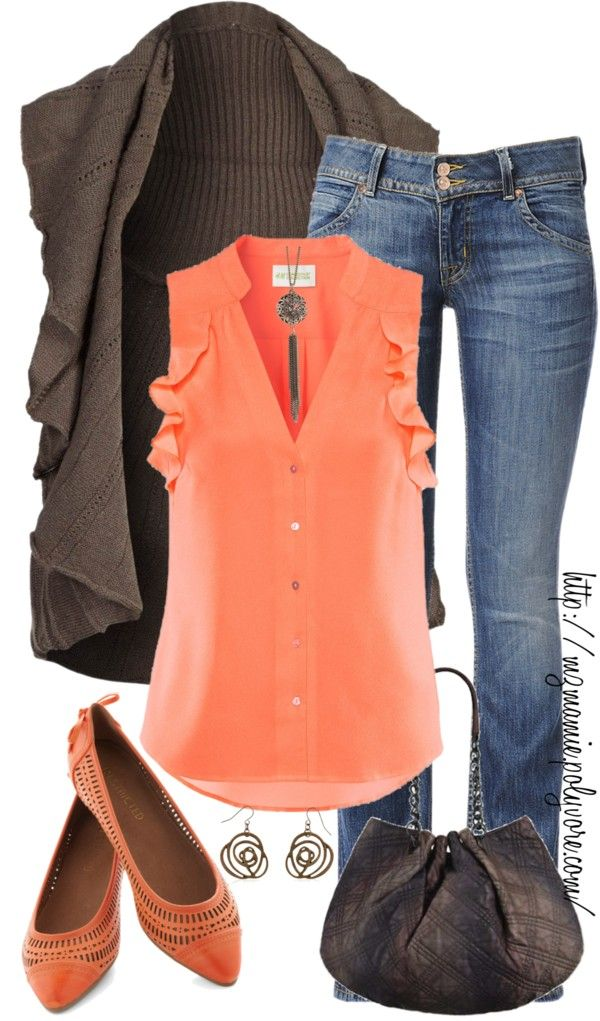 Inverted Triangle finding styles that flatter our figure!