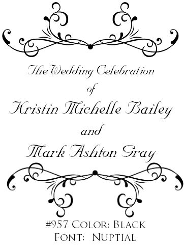 Cover Designs For Wedding Programs By Wiregr Weddings