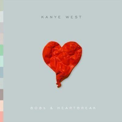 808s Heartbreak Kanye West Albums Kanye West Album Cover 808s Heartbreak