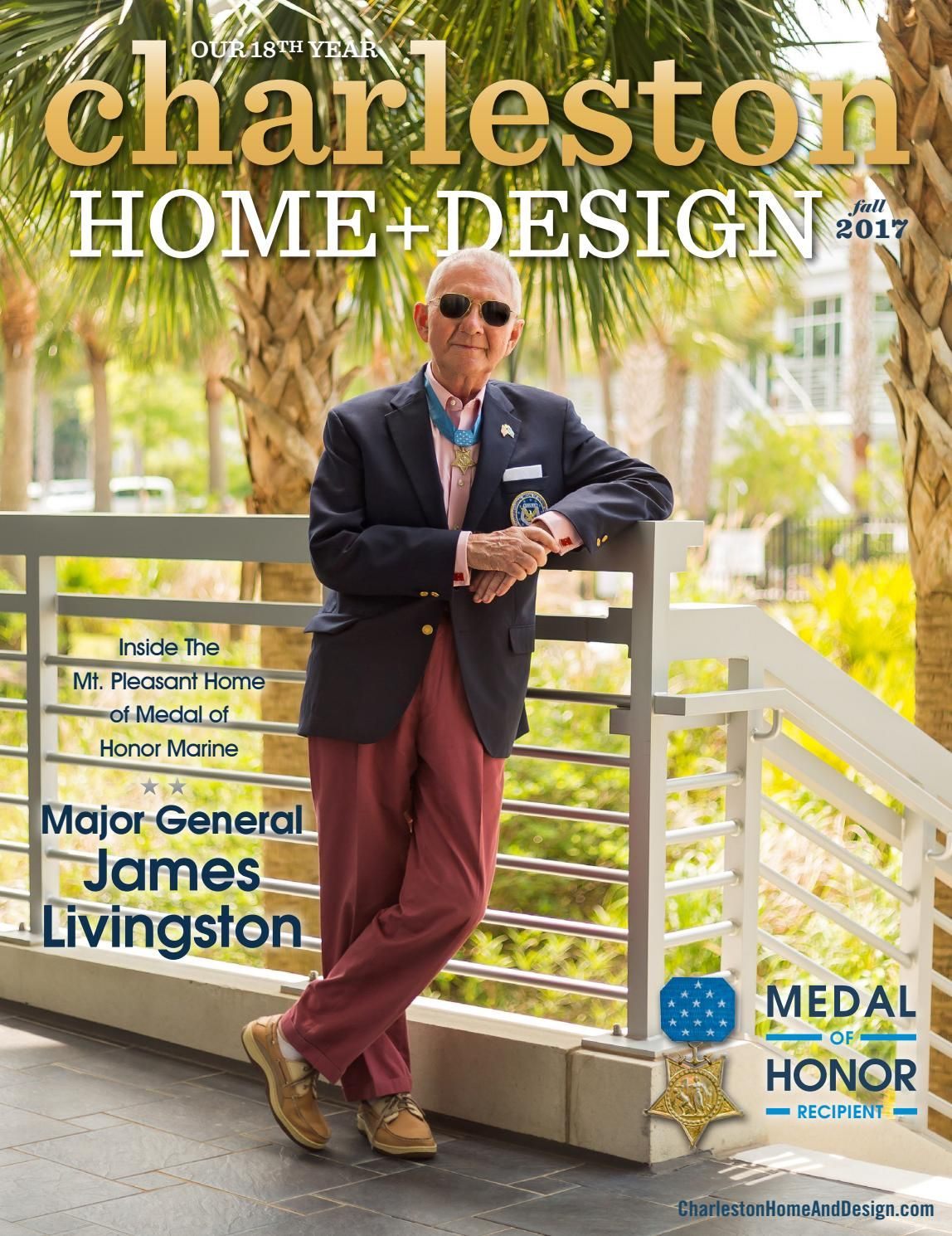 Merveilleux Charleston Home + Design Magazine: Fall 2017