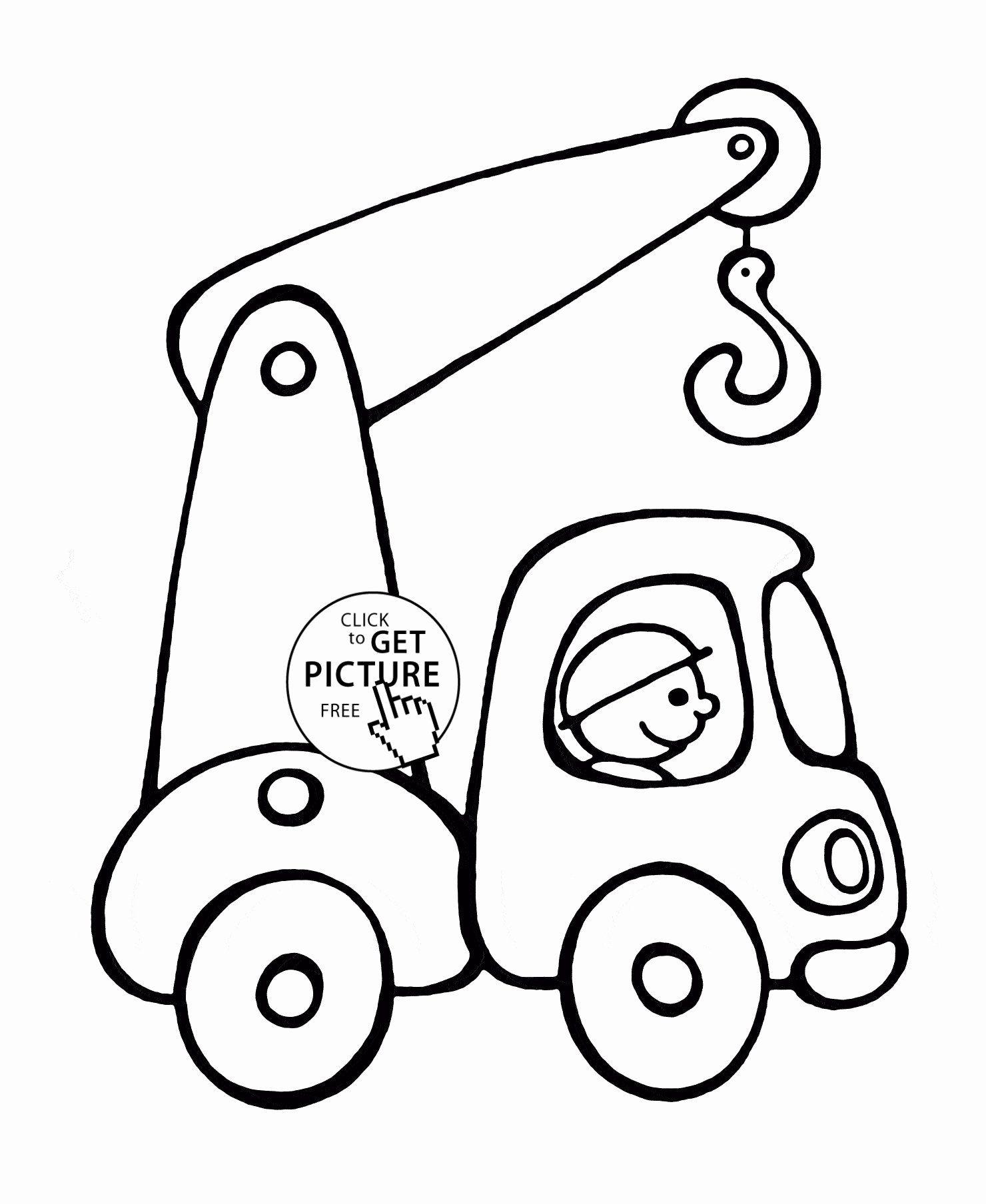 Transport Coloring Pages For Preschoolers Dengan Gambar Lembar