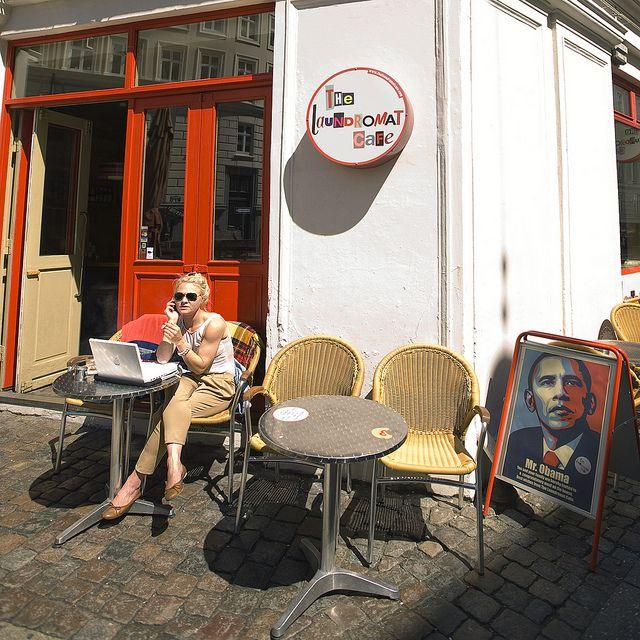 The Laundromat Café | Copenhagen