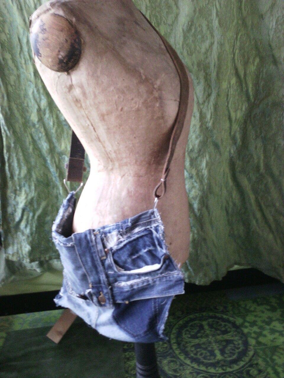 Shabby Chic Jeanstasche 49€