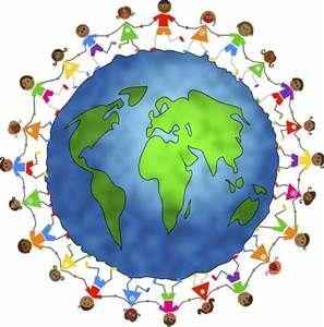 World Globe Graphic - Bing images