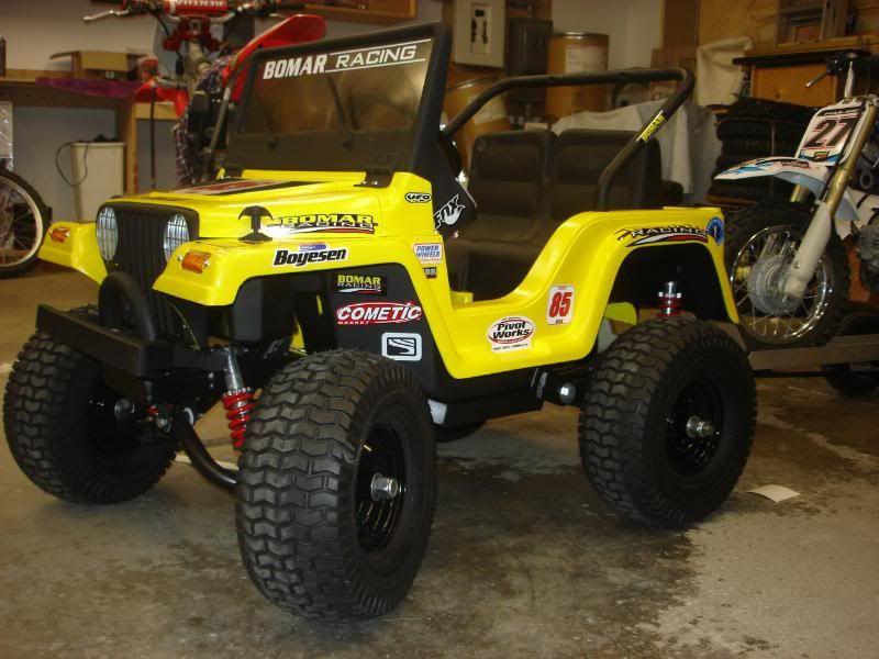 Gas Power Wheels Jeep Diy Go Kart Forum Power Wheels Jeep Diy Go Kart Go Kart