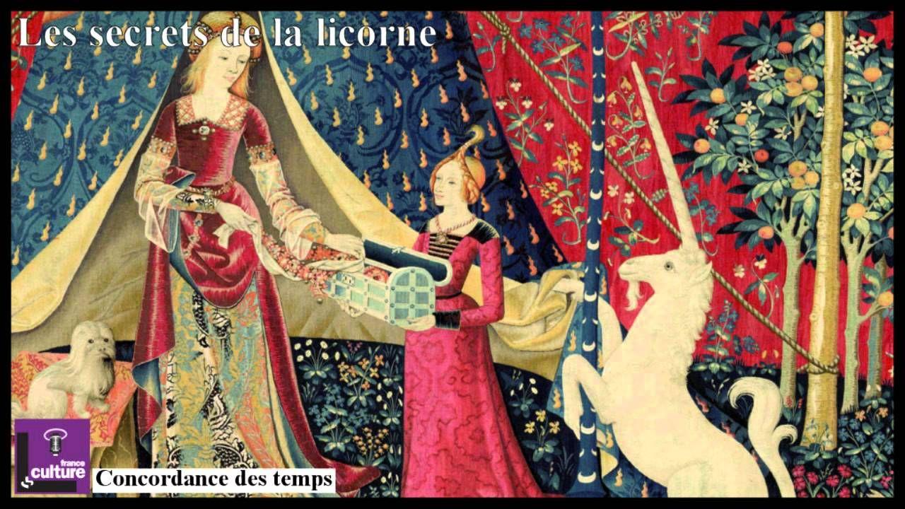 Les secrets de la licorne avec Michel Pastoureau