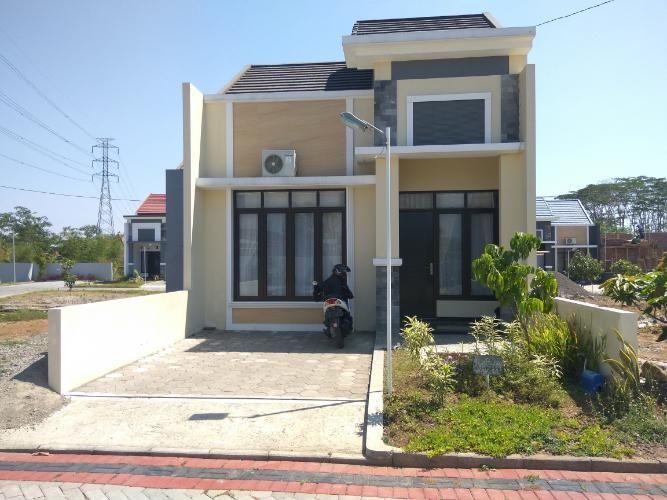 Rumah Modern Murah Type 45 117 Kota Salatiga Dp 5 30 Jt An Fasilitas Lengkap Rumah Modern Rumah Kota