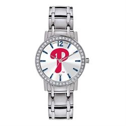 Ladies Philadelphia Phillies Watch Fashion Timepiece