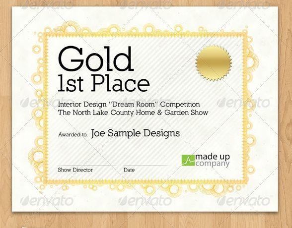 Certificate Template Graphic Design 56pixels Pinterest