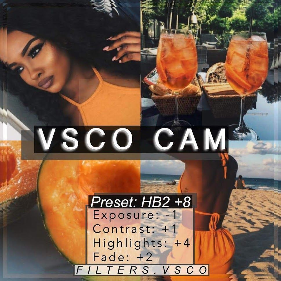 30 VSCO Filters for Summer - VSCO Filter Hacks | Photography