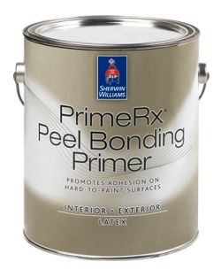 Improve Adhesion To Weathered Surfaces With Primerx Peel Bonding Primer It Seals And Bonds Tightly To M Painting Cabinets Painting Oak Cabinets Paint Repair