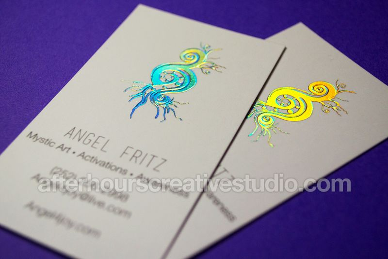 Advertise your business and services by a single card including