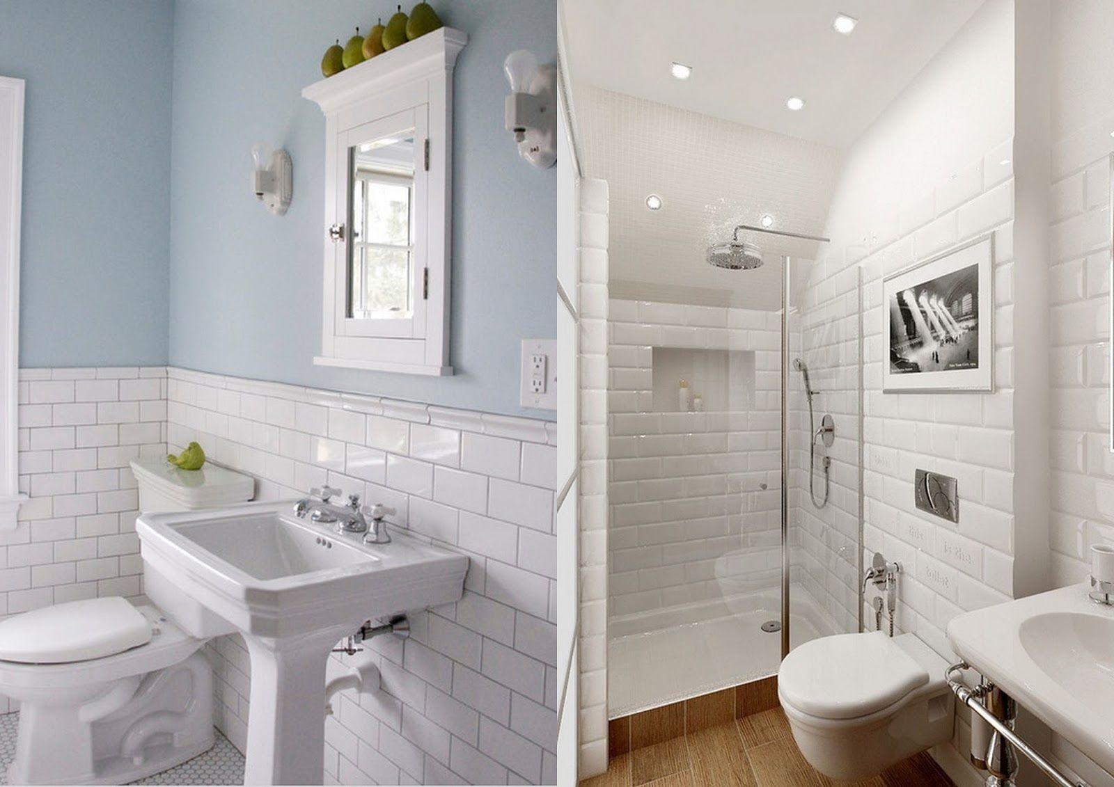 ceramica metro white eliane azulejo branco metro ny paris banheiro banheiros pinterest. Black Bedroom Furniture Sets. Home Design Ideas