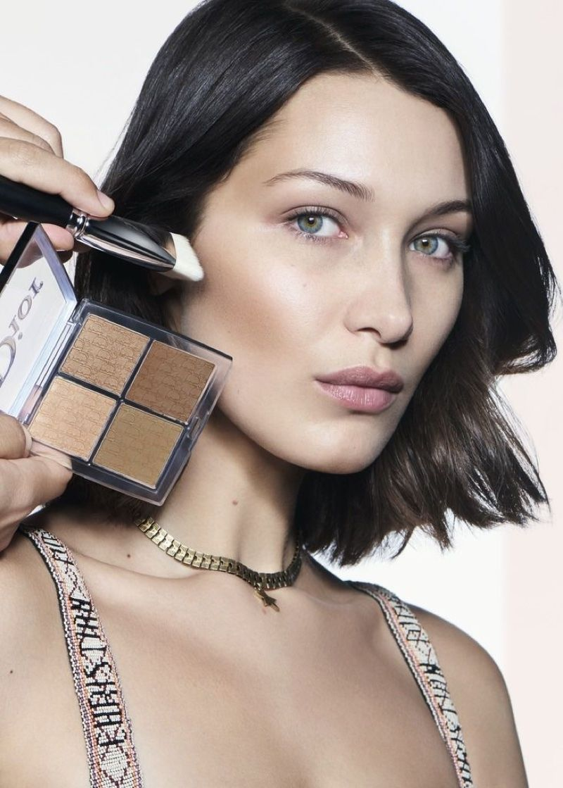 Watch Bella Hadid Stuns In Dior's Lip Glow Campaign video