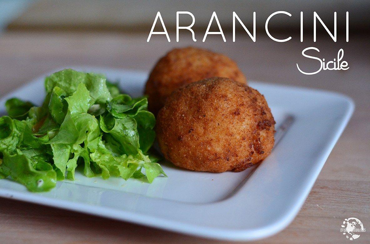 Arancini : la recette de ces spécialités typiques de Sicile