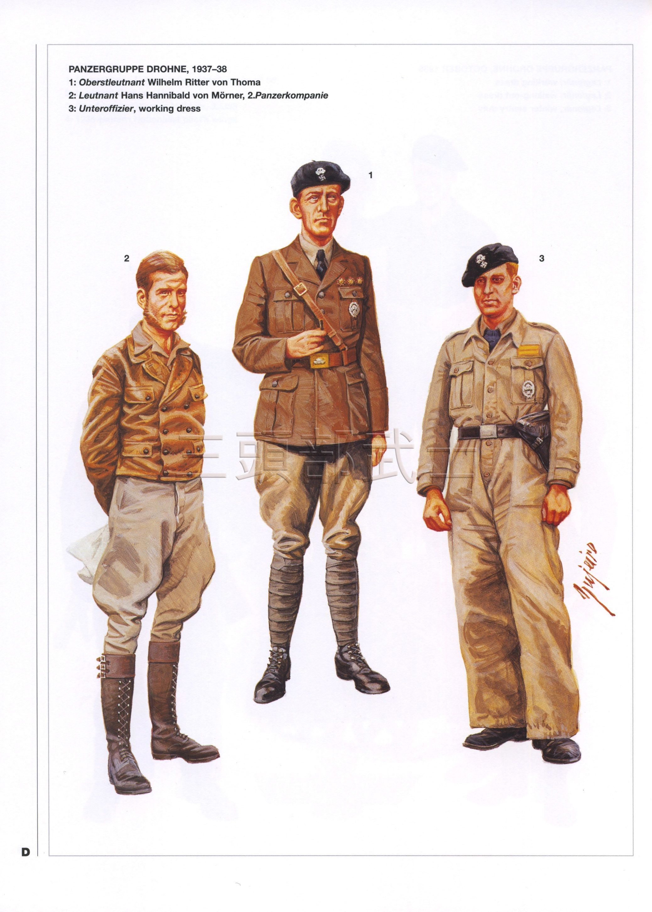 Legion Condor Uniforms   Civil War Spain   Pinterest   Guerras ...