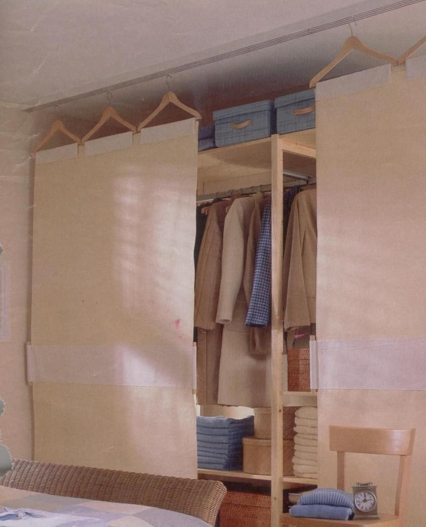 Room Divider: Non-permanent Or Movable Divider Within