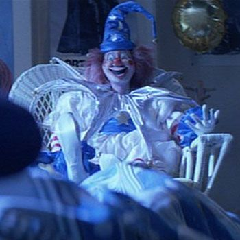 Poltergeist Clown Doll It Is A Clown And A Doll Might As Well Be A