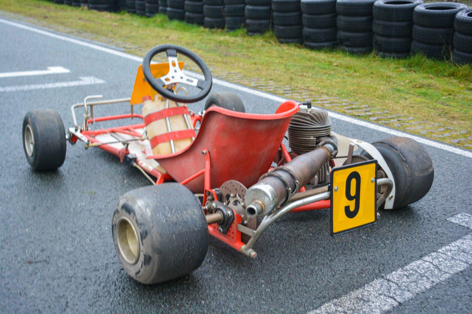 Ayrton Senna\'s Last Go Kart Is For Sale - Supercompressor.com ...