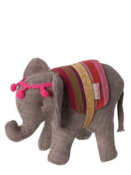 Maileg circus elephant