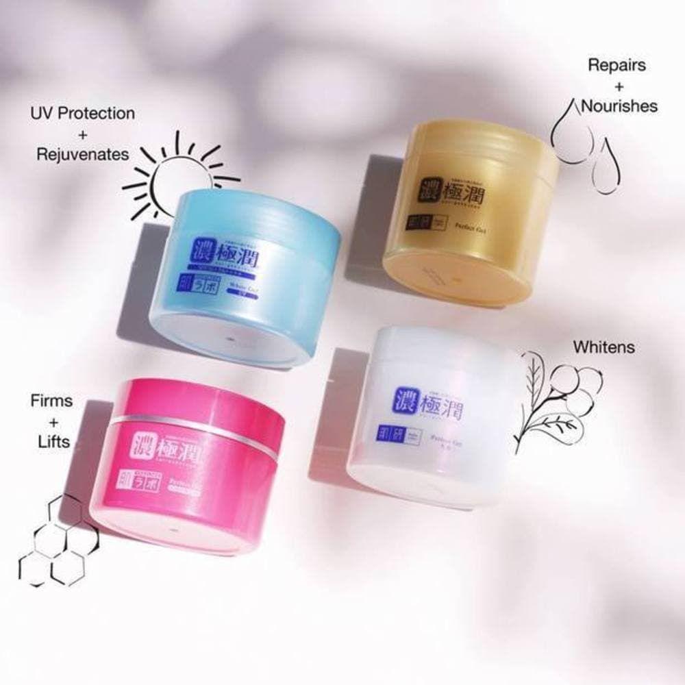 HADA LABO, Hydrating UV Perfect Gel SPF50+ 90g Watsons
