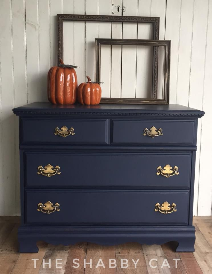 Painted In Country Chic Peacoat Distressed And Natural Wax Furniture Inspiration Stacy Furniture Cat Furniture