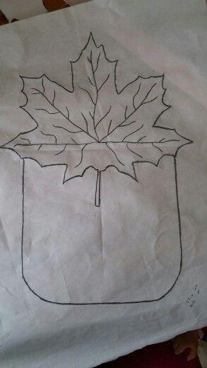 Cinar Yapragi Nakis Desenleri Elde Nakis Desenler