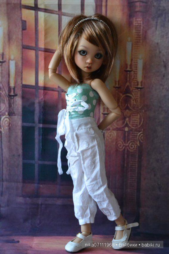 Грейси-солнечная малышка от Кайи / Куклы Кайе Виггз, Kaye Wiggs dolls / Бэйбики. Куклы фото. Одежда для кукол
