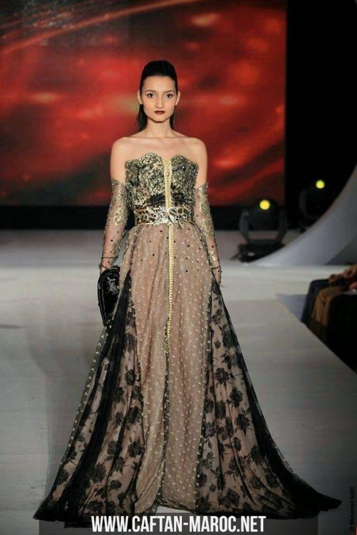robe soiree haute couture 2013 la mode des robes de france. Black Bedroom Furniture Sets. Home Design Ideas