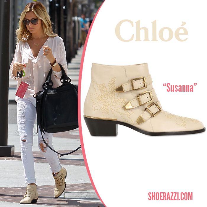 ea149729 Chloe Susanna boots   FASHION in 2019   Chloe boots, Ashley tisdale ...