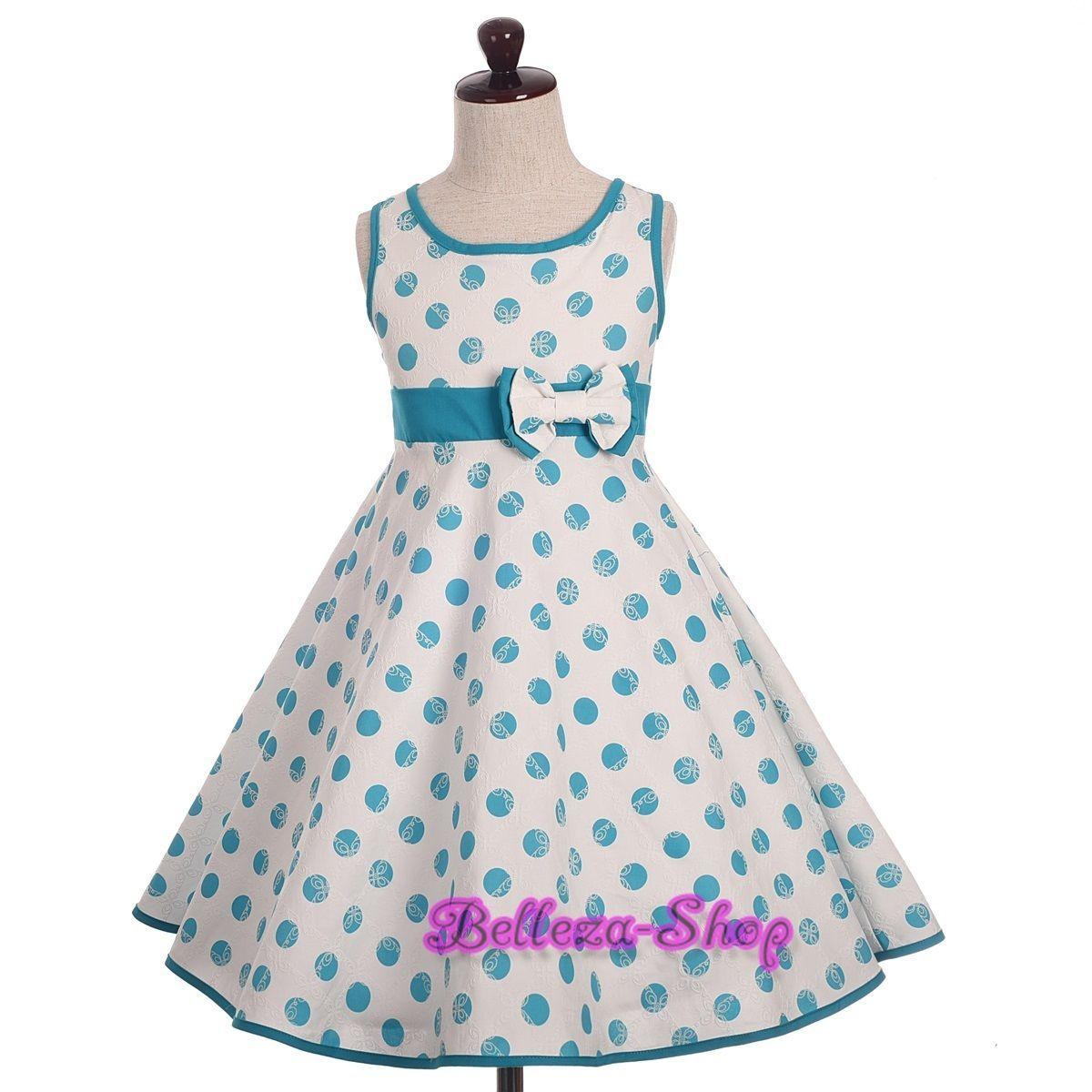 Summer holiday dresses 2018 girls