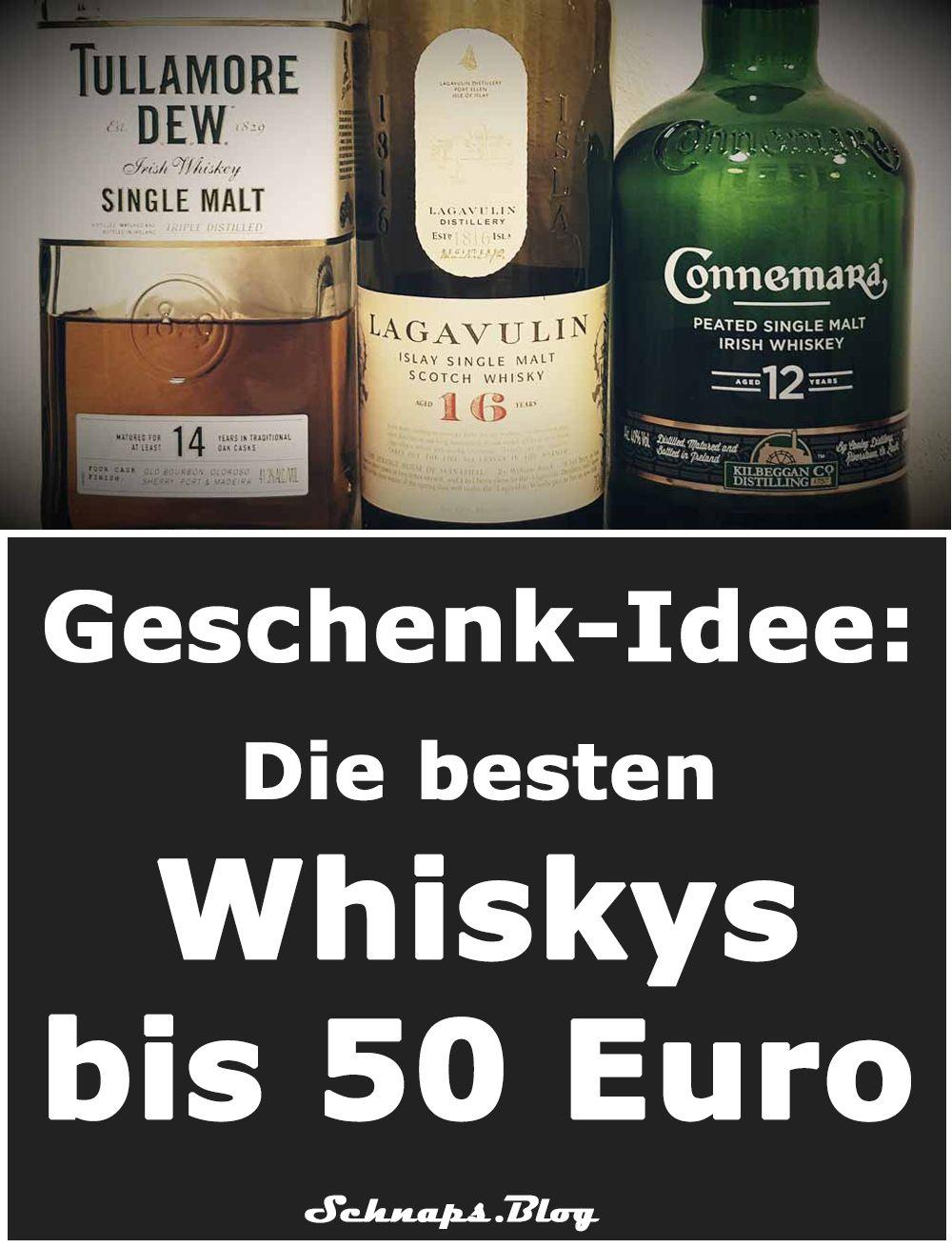 Whisky bis 50 Euro: Meine Empfehlungen für jeden Geschmack | Meine ...