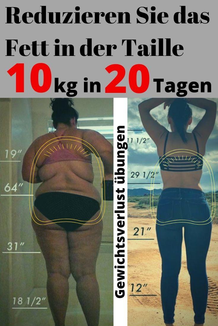 Taille Fett Diät verlieren