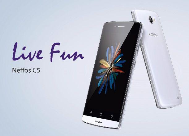 Neffos C5 Live Fun Review Smartphone Reviews Fun Smartphone