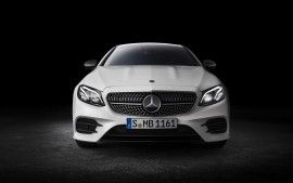 Wallpapers Hd Mercedes Benz E Class Coupe Amg Voitures